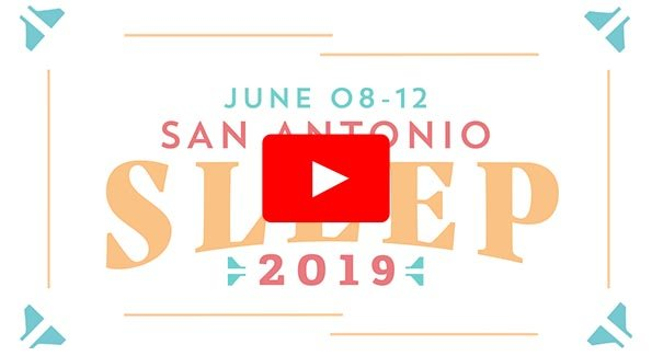 UNCOVER SLEEP video thumbnail with play button